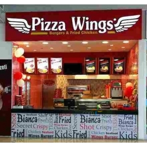 Pizza Wings Burgers & Fried Chicken
